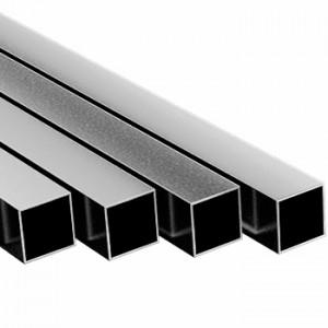 Труба профильная алюминиевая